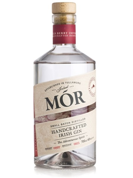 Mór Handcrafted Irish Gin